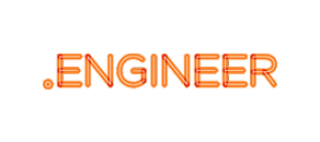 .ENGINEER Domain Logo