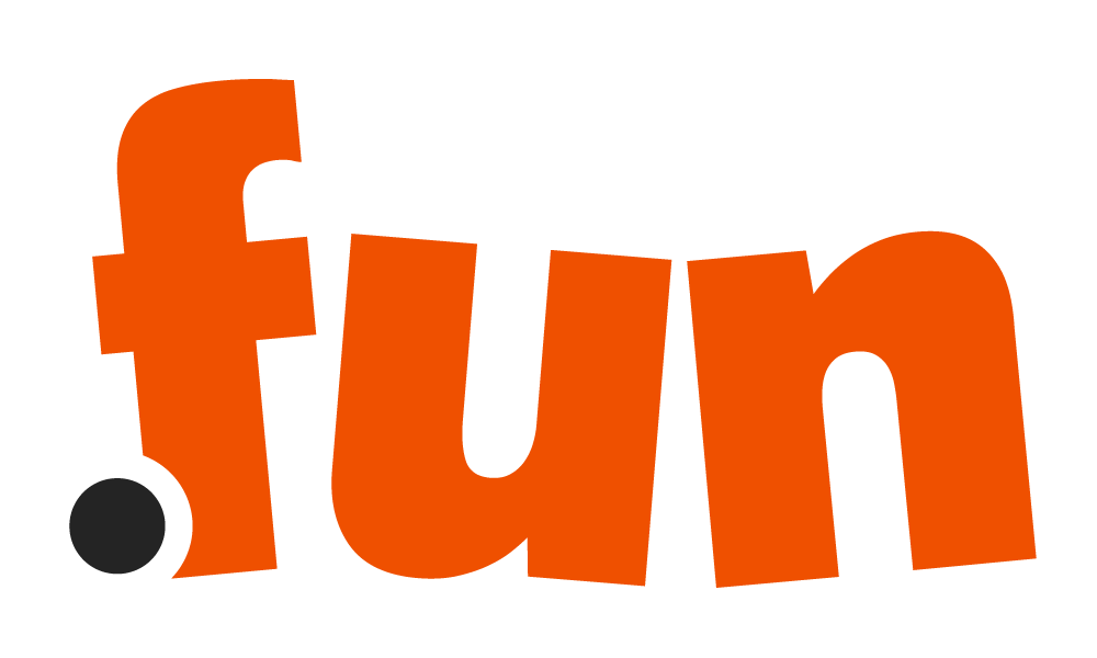 .FUN Domain Logo
