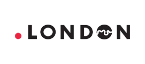 .LONDON Domain Logo