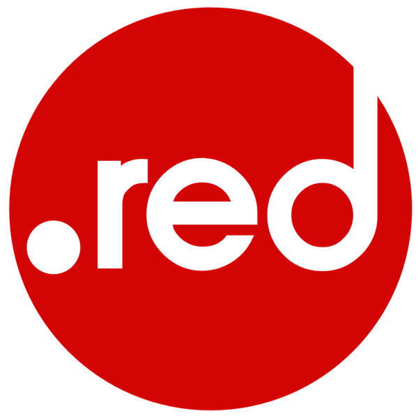 .RED Domain Logo