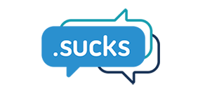 .SUCKS Domain Logo