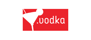 .VODKA Domain Logo