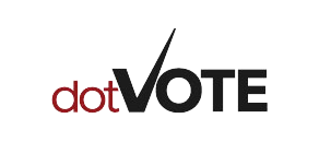 .VOTE Domain Logo