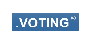 .VOTING Domain Logo