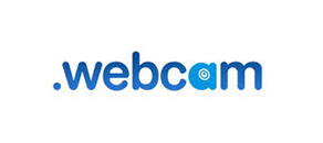 .WEBCAM Domain Logo