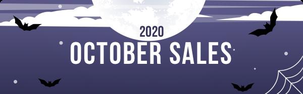 October Sales