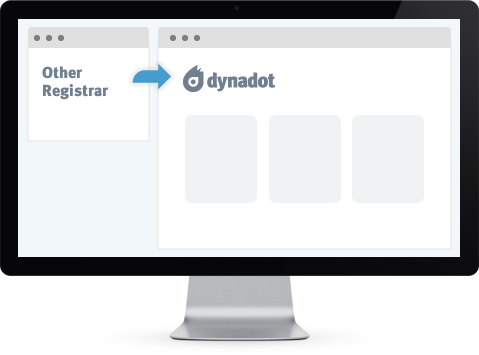 Transfer Domains to Dynadot